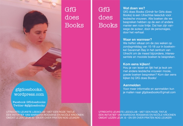 Flyer GfG does Books